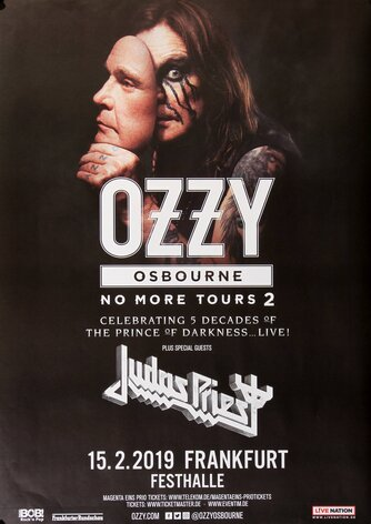 Ozzy Osbourne - No More Tours, Frankfurt 2019 -...