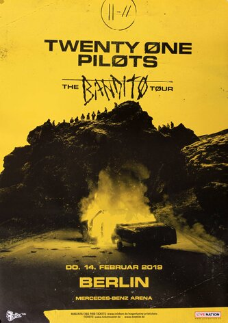 Twenty One Pilots - The Banditos, Berlin 2019 -...