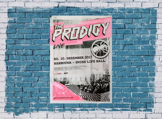 The Prodigy - Firestarter, München 2017, 24,90 €