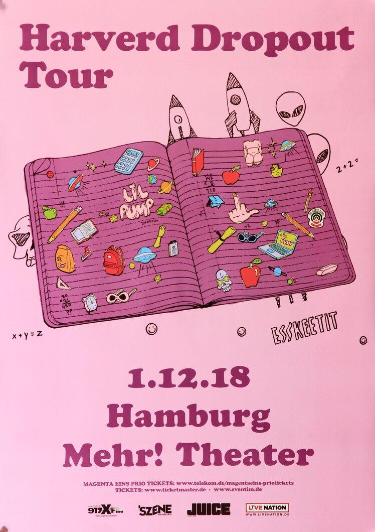 Lil Pump Hamburg
