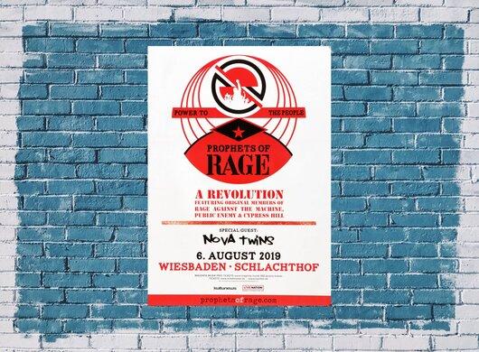 Prophets Of Rage - A Revolution, Wiesbaden 2019