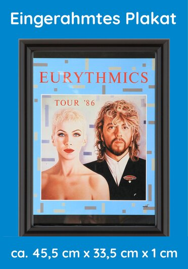 EURYTHMICS - Tour 86,  1986