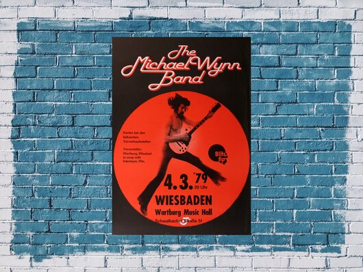 The Michael Wynn Band, Wiesbaden 1979