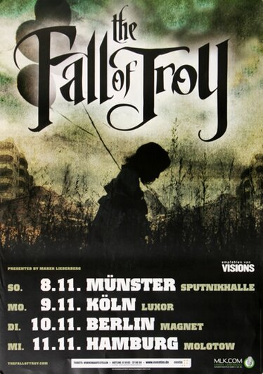 The Fall of Troy - Sledgehammer, Tour 2009