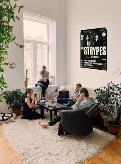 The Strypes - 4 Track Mind, Tour 2014