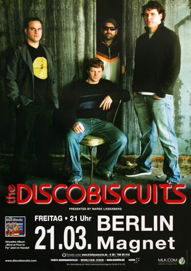 The Disco Bisquits, Berlin 2008