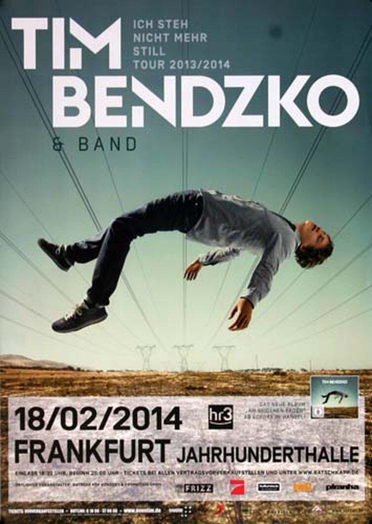 Tim Bendzko Band