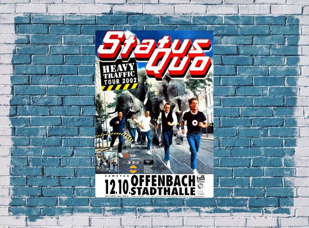 Status Quo Frankfurt