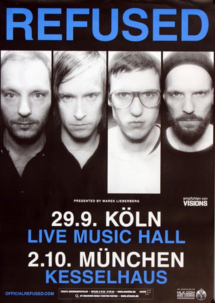 Refused Köln