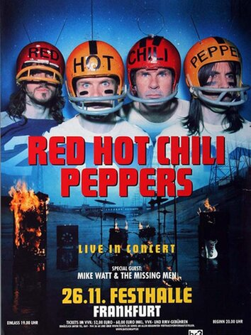 Red Hot Chili Peppers - Stadium Arcadium, Frankfurt 2006...