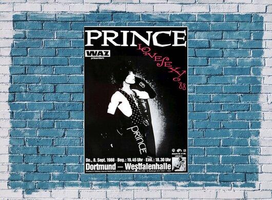 Prince - Lovesexy, Dortmund 1988, 99,90 €