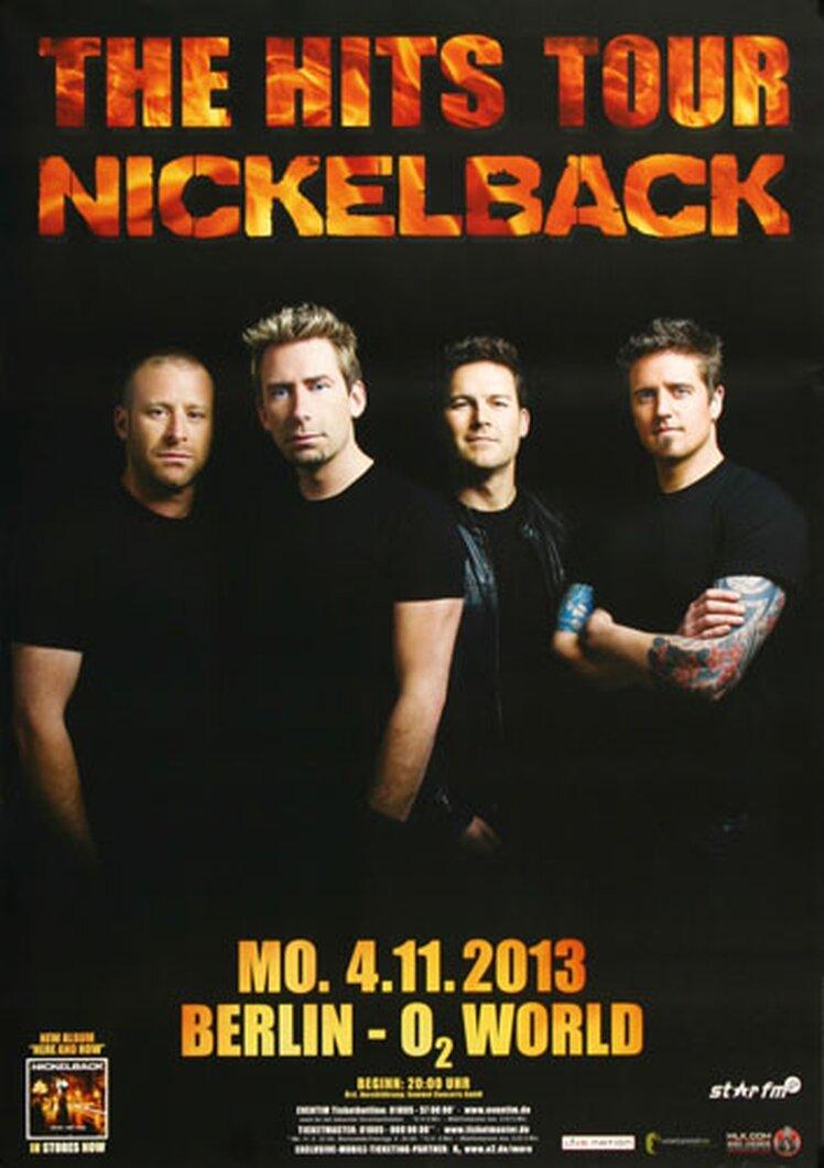 Nickelback Titel