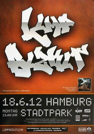 limp bizkit mannheim tickets