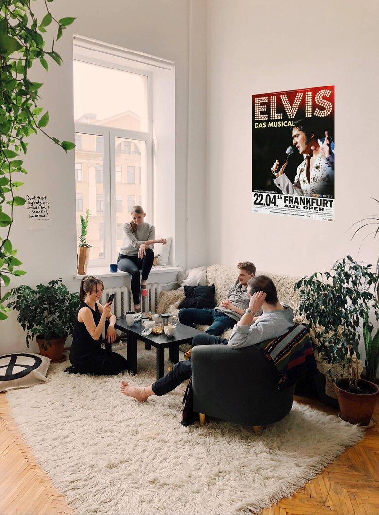 Elvis Musical Frankfurt