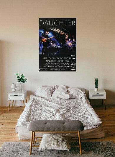 Daughter - Not to Disappear, Tour 2016, 24,90 €