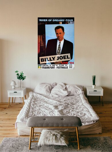 Billy Joel - Dreams, frankfurt 1994 - Konzertplakat